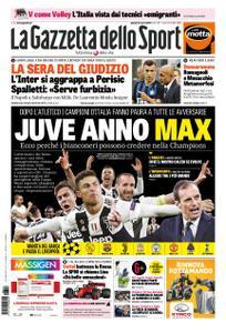 La Gazzetta dello Sport Roma – 14 marzo 2019
