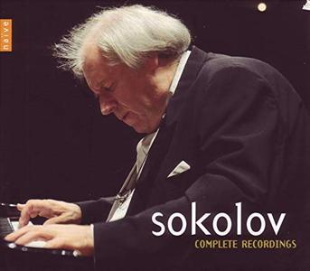 Grigory Sokolov - Complete Recordings (2011) (10 CDs Box Set)