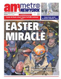 AM New York - April 13, 2020