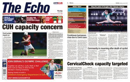 Evening Echo – July 26, 2021
