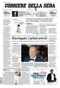 Corriere della Sera - 31 Ottobre 2017