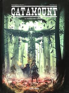 Catamount - Tome 3 - La Justice des Corbeaux