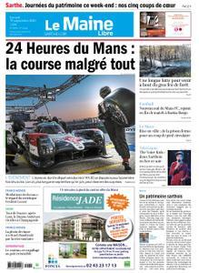Le Maine Libre Sarthe Loir – 19 septembre 2020