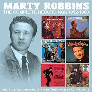 Marty Robbins - The Complete Recordings: 1952-1960 (2017)