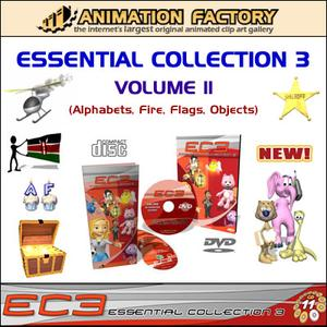 Animation Factory Essential Collection 3 (Vol 11)