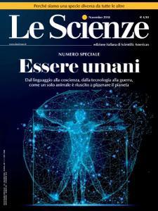 Le Scienze N.603 - Novembre 2018