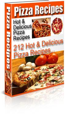 Hot & Delicious Pizza Recipes