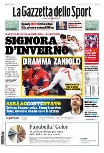 La Gazzetta dello Sport Roma – 13 gennaio 2020