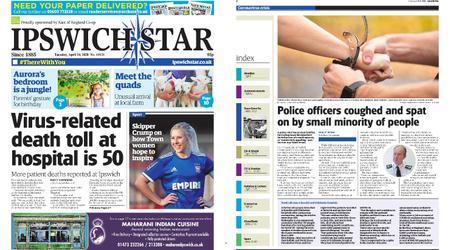 Ipswich Star – April 14, 2020