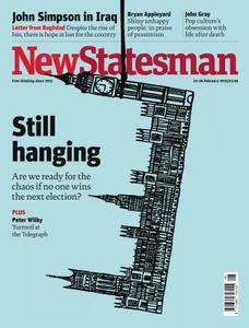 New Statesman - 20 - 26 February 2015