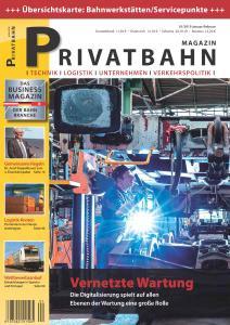 Privatbahn Magazin - Januar-Februar 2019