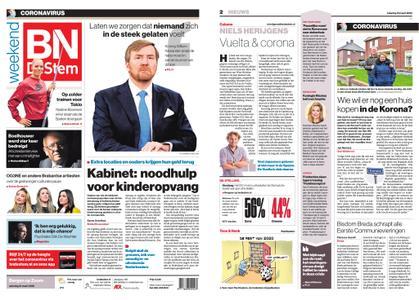 BN DeStem - Bergen op Zoom – 21 maart 2020