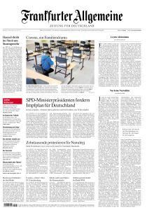 Frankfurter Allgemeine Zeitung - 1 Februar 2021
