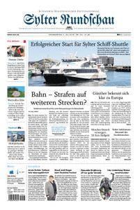Sylter Rundschau - 05. Juli 2018