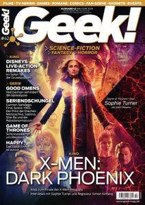 Geek! Germany – Mai 2019