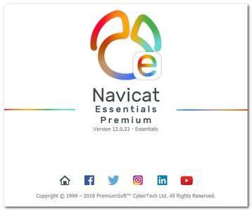 Navicat Essentials Premium 12.1.20