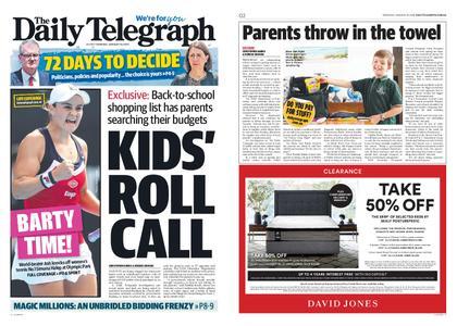 The Daily Telegraph (Sydney) – January 10, 2019