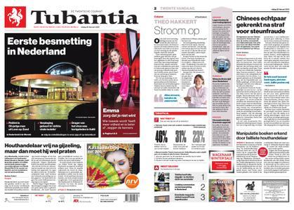 Tubantia - Enschede – 28 februari 2020