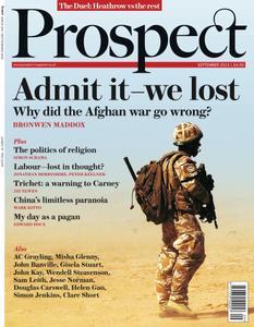 Prospect Magazine - September 2013