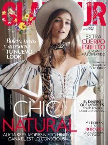 Glamour Spain - Abril 2017