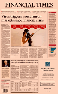 Financial Times UK – 28 February 2020