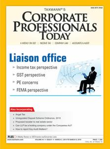 Corporate Professional Today - March 02, 2019