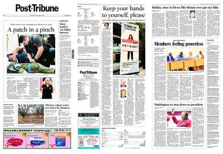 Post-Tribune – December 06, 2017