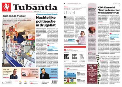 Tubantia - Enschede – 25 oktober 2019