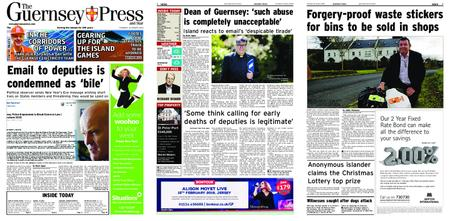 The Guernsey Press – 10 January 2019