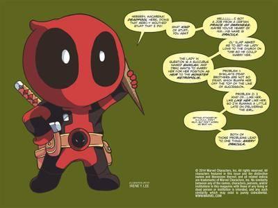 Deadpool - The Gauntlet Infinite Comic 008 2014 Digital