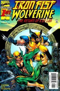 Iron Fist  Wolverine 01 of 04 2000 Meganubis