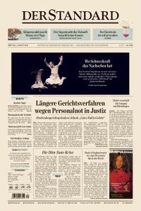 Der Standard – 02. August 2019