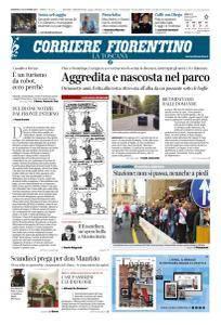 Corriere Fiorentino La Toscana - 15 Ottobre 2017