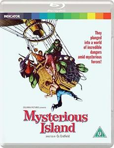 Mysterious Island (1961) [Remastered]