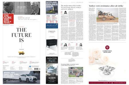 The Globe and Mail – February 29, 2020