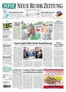 NRZ Neue Ruhr Zeitung Essen-Postausgabe - 11. Juni 2018