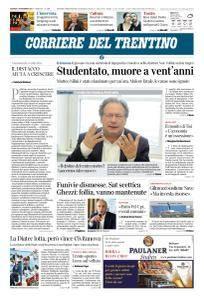 Corriere del Trentino - 2 Novembre 2017