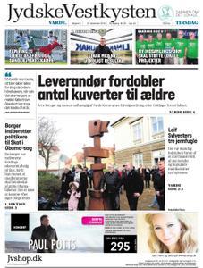 JydskeVestkysten Varde – 27. november 2018