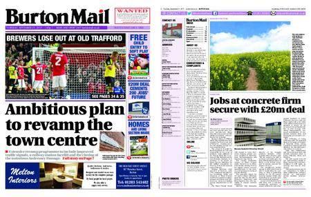 Burton Mail – September 21, 2017