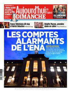 Aujourd'hui en France du Dimanche 14 Octobre 2018