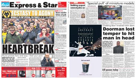 Express and Star City Edition – April 08, 2019
