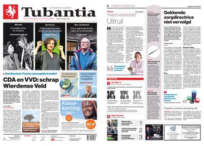 Tubantia - Enschede – 15 november 2019