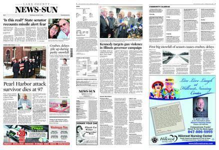 Lake County News-Sun – January 17, 2018