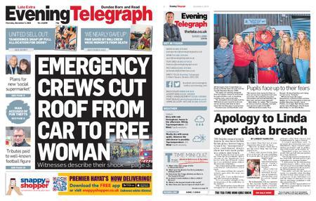 Evening Telegraph First Edition – December 05, 2019