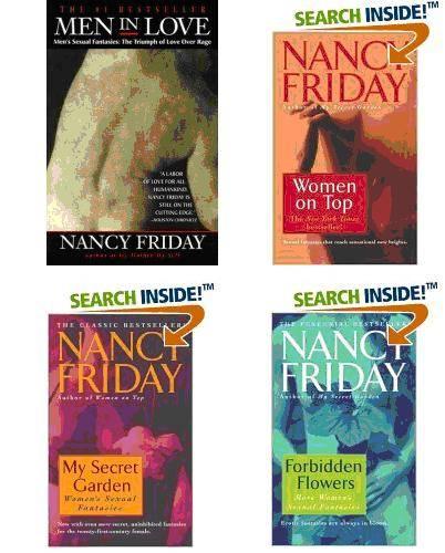 Nancy Friday - 5 Books in 1 post!