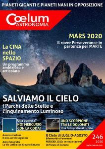 Coelum Astronomia - Numero 246 2020