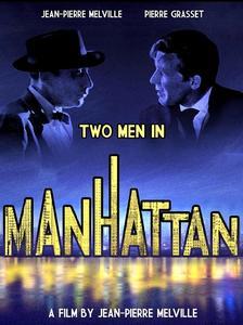 Two Men in Manhattan / Deux hommes dans Manhattan (1959)