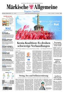 Märkische Allgemeine Ruppiner Tageblatt - 08. Oktober 2019