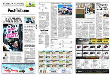 Post-Tribune – September 22, 2017