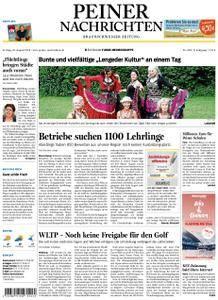 Peiner Nachrichten - 31. August 2018